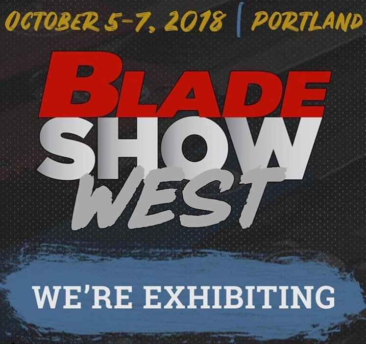 VANQUEST exhibiting at Blade Show West in Portland, Oregon — Booth# 527
