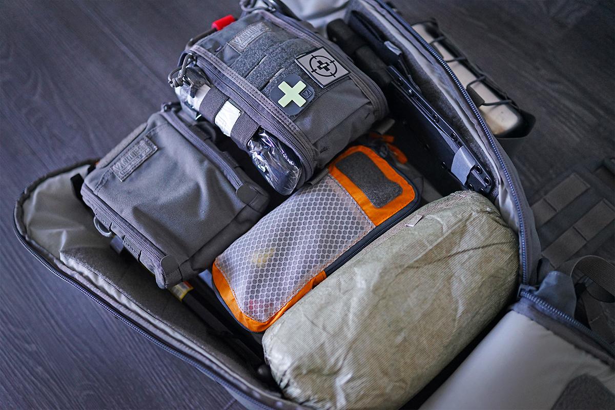 Urban Get Home Bag